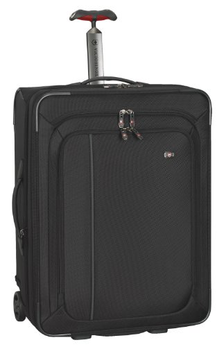 Victorinox Luggage Werks Traveler 4.0 Wt 24 Bag, Black, 24 special offers
