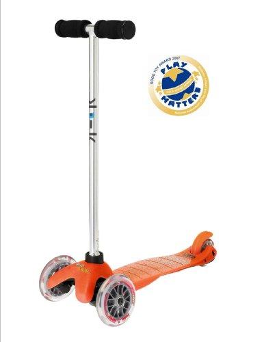 mini kick Scooter - ORANGE
