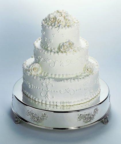 Wedding Cake Stand handbook of international economics 3