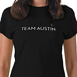The A-List: Team Austin Tee - Womens