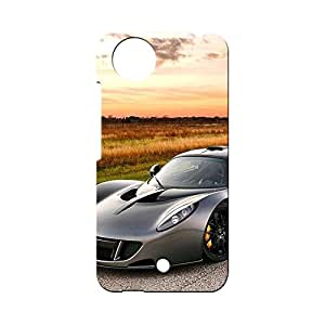 BLUEDIO Designer Printed Back case cover for Micromax A1 (AQ4502) - G0311