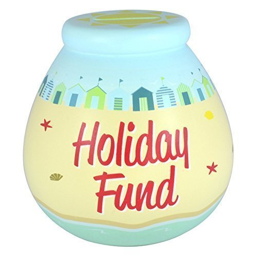 Pot of Dreams Fondo per le vacanze Money Box