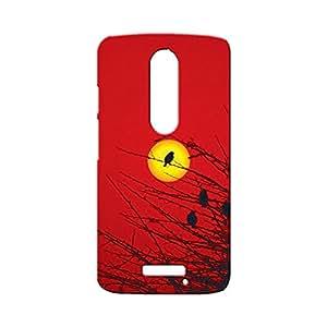G-STAR Designer Printed Back case cover for Motorola Moto X3 (3rd Generation) - G4770