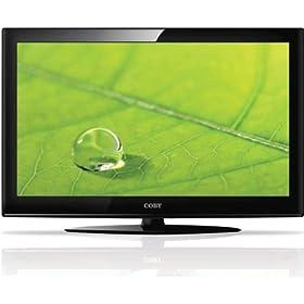 Coby TFTV4025 40-Inch 1080p LCD TV - Black