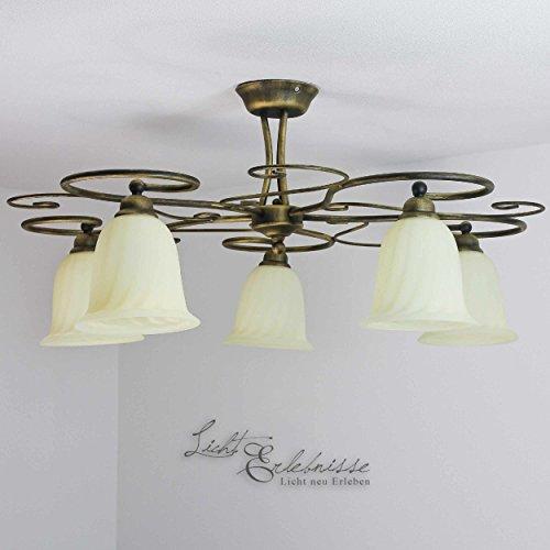 Design : wohnzimmer deckenlampen rustikal ~ Inspirierende ...