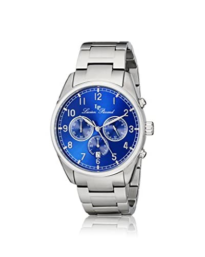 Lucien Piccard Men's LP-10588-33 Blue Stainless Steel Watch