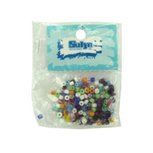 Small Pony Beads (25 Pack)