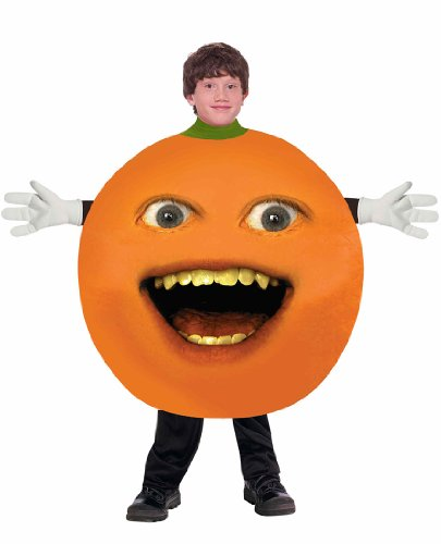 Annoying Orange Kids Costume - Child (8-12)