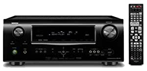 Denon AVR 1911 7.1 AV-Receiver (HDMI mit 3D, Audio Return Channel, USB Eingang, 7x 125 Watt) schwarz