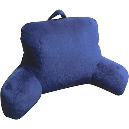Micro Mink Plush Bedrest