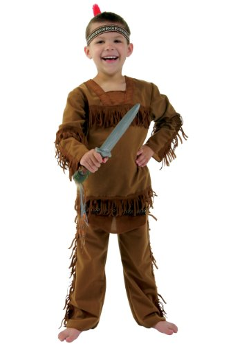 Little Boys' Toddler Indian Costume