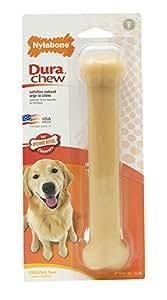 Nylabone Dura Chew Giant Original Flavored Bone Dog Chew Toy