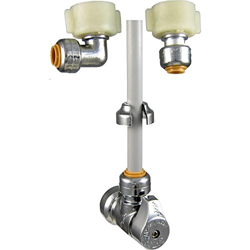 SharkBite 23389 Faucet and Toilet Kit, 3/8-Inch O.D. (3 4 Shark Bite Fitting compare prices)