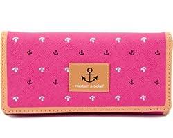 ILU Pink Color Wallet For Women & Girl