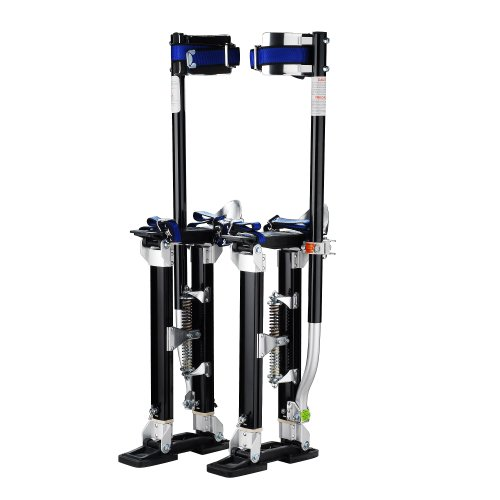 Pentagon Tools Professional 18-30 Black Drywall Stilts Highest Quality 1116-Black-Drywall-Stilt-18-30 at Sears.com