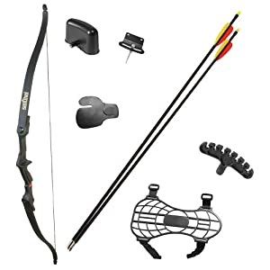 Crosman Archery Sentinel Youth Long Bow, Right Hand