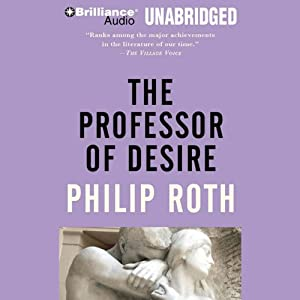 The Professor of Desire Hörbuch