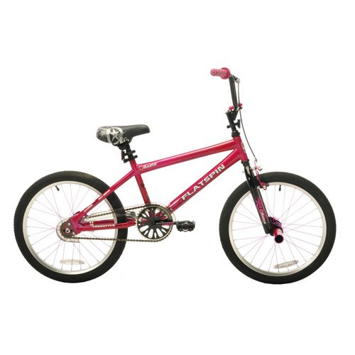 Razor Flatspin Girls Bike (20-Inch Wheels), Pink