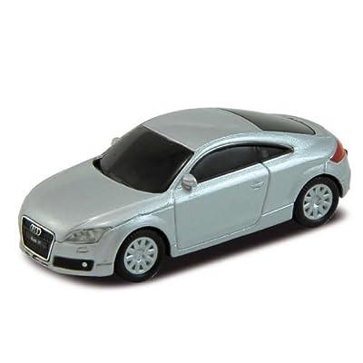 Audi TT Computer USB Memory Stick 4Gb - Silver from AutoRegalia