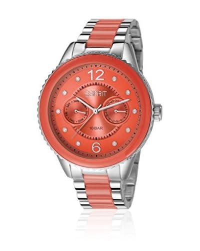 Esprit Reloj de cuarzo Woman Coral 40 mm