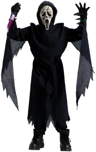 Collector's Edition Zombie Ghost Face Costume - Medium