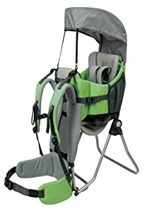 Amazon.com: Lafuma Walkid Light Child Carrier (Green ...