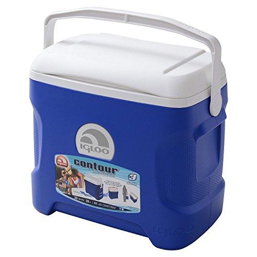 igloo-contour-personal-cooler-30-quart-majestic-blue