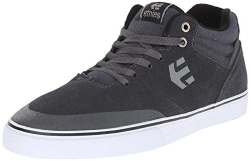 Etnies Men's Marana Vulc MT Skateboarding Shoe, Light Grey/Dark Grey, 8.5 M US