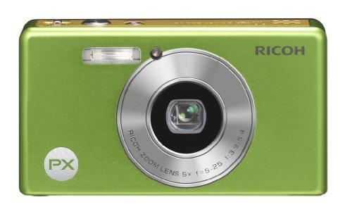 RICOH 防水デジタルカメラ PX ライムグリーン PXLG