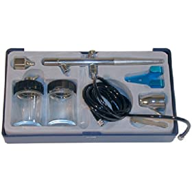 Advanced Tool Design Model  ATD-6849  Air Brush Kit