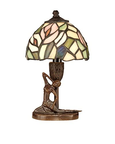 Dale Tiffany Antheia Accent Lamp, Multi