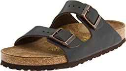 Birkenstock Unisex Arizona Sandal,Brown,37 N EU