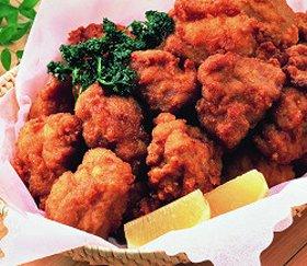 鶏もも唐揚げ 1kg