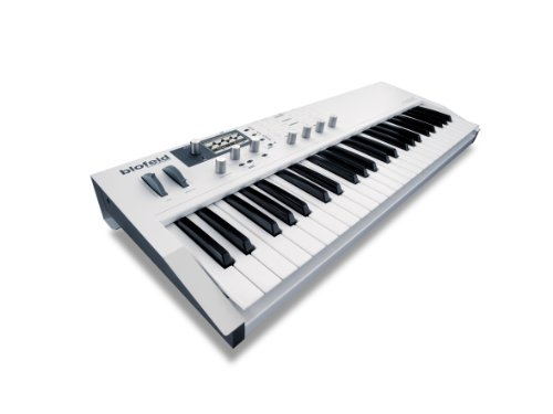 Waldorf Blofeld keyboard Analog Modeling Synthesis with 49 Key Semi Weighted High Quality Keybaord