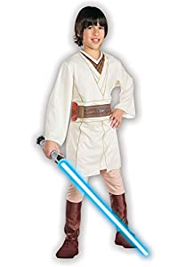 Rubies Star Wars Obi-Wan Kenobi Costume Large 8/10yrs