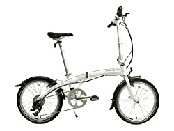 Dahon Mu P24 Folding Bike, Tundra from Dahon
