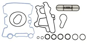 Engine Oil Cooler Gasket Kit for Ford PowerStroke 2003-2007 6.0L F Series & Excursion, 2004-2010 6.0L E Series, 2006-2010 4.5L LCF