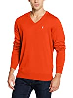PEAK PERFORMANCE Jersey G Golf (Rojo Fuego)