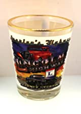 Lincoln Highway Shot Glass