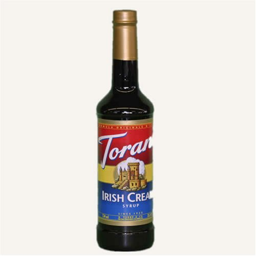 Torani Irish Cream Syrup - Coffee Syrup