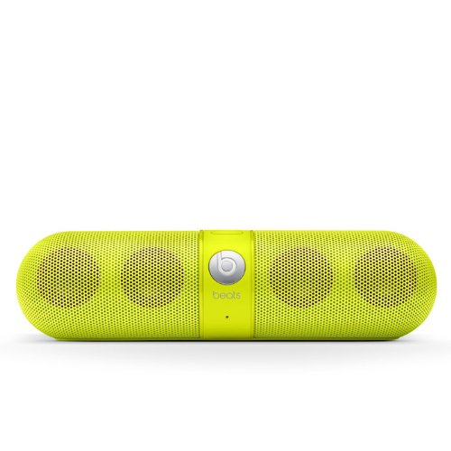 Beats By Dr Dre Pill Bluetooth Wireless Speaker - Neon Yellow