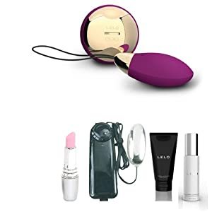 Lelo Lyla Rose 5 Piece Ladies' Combo
