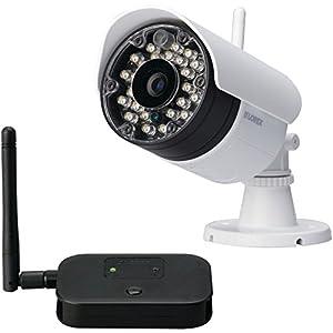 Lorex LW2231 Wireless CCTV Security Camera (White)