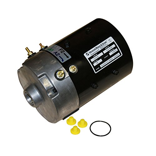 Electric Motor Kits For Golf Carts: EZ-GO 750438PKG Golf Cart DC Electric Motor Kit, 48V Toys