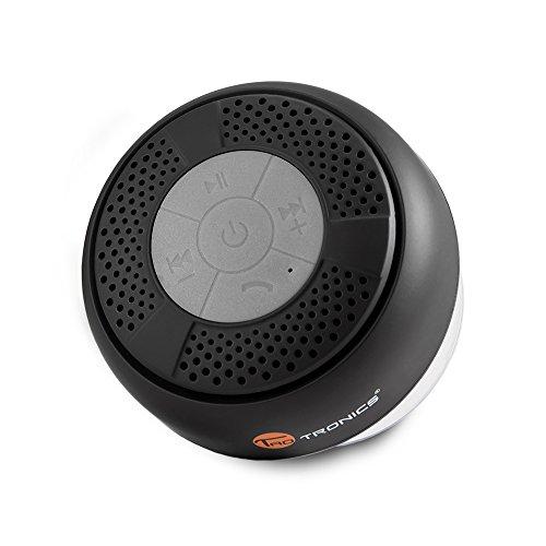 TaoTronics Enceinte Bluetooth haut parleut sans fil étanche stéréo (Bluetooth 3.0, mains libres, microphone, A2DP / AVRCP)