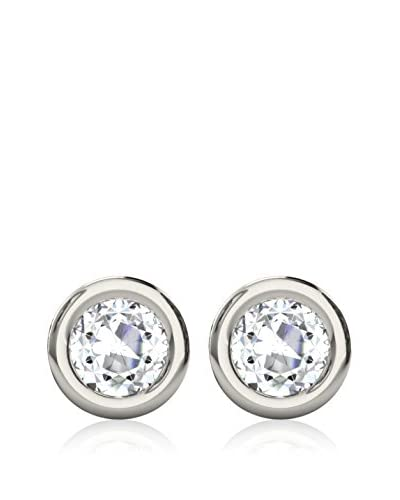 Friendly Diamonds Pendientes FDT6363W Oro Blanco