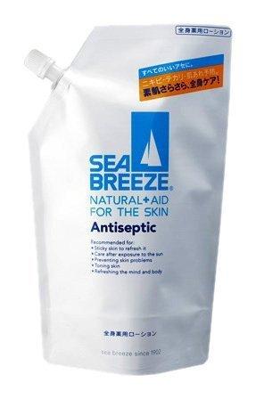 Shiseido SEA BREEZE Menthol Body Lotion Refill 700ml