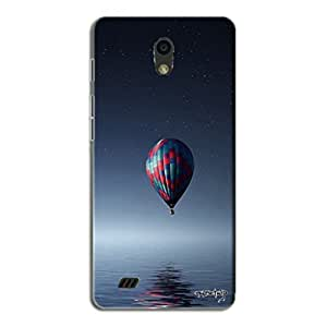 Premium Quality Mousetrap Printed Designer Full Protection Back Cover for Infocus Bingo 20-587