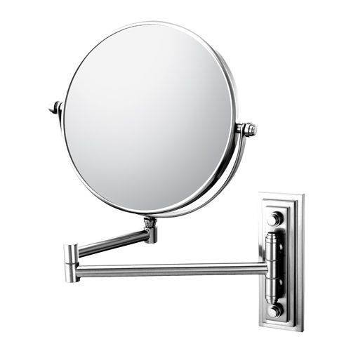 Kimball & Young Classic Double Arm Wall Mirror - Chrome Model No. 20845 front-723961