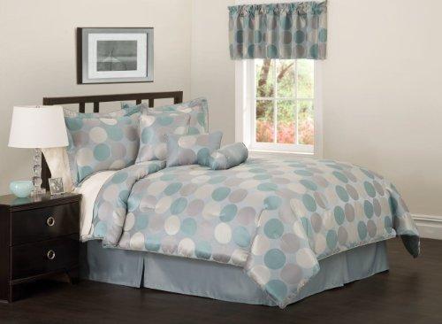 Down Town King Comforter Set with Bonus Pillows